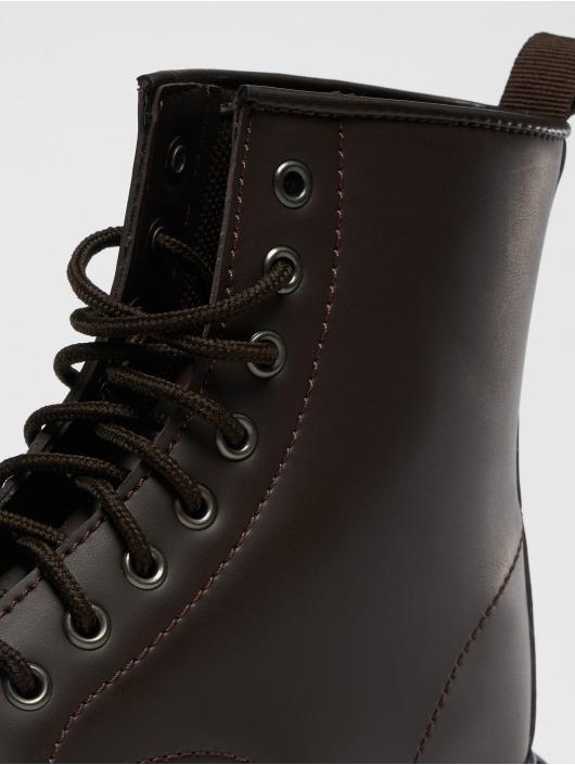 Urban Classics Boots Heavy Lace rot