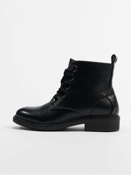 Urban Classics Boots Velvet Lace schwarz
