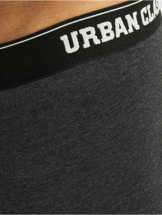 Urban Classics Boxer Mix 3-Pack bleu