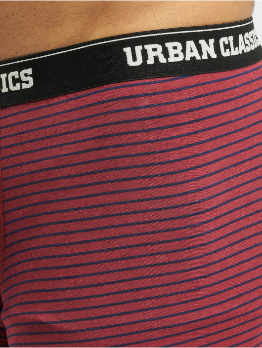 Urban Classics Boxer Boxer Shorts 3-Pack vert