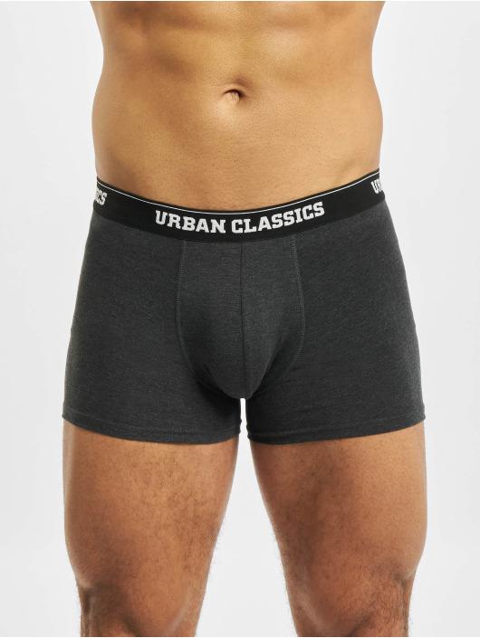 Urban Classics Boxerky 5-Pack modrá