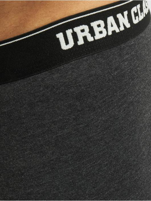 Urban Classics Boxershorts Mix 3-Pack blau