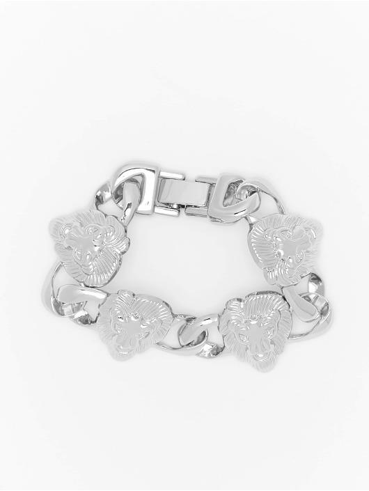 Urban Classics Bracelet Lion argent