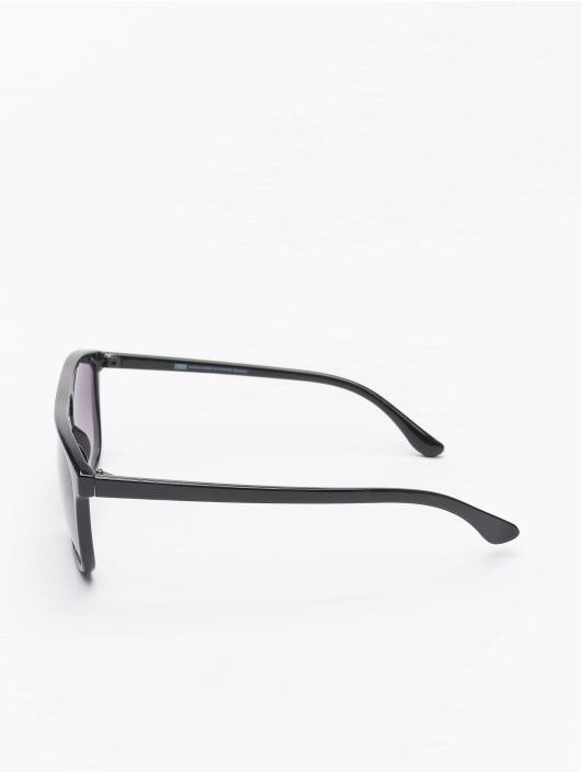 Urban Classics Briller Sunglasses Mykonos With Chain sort