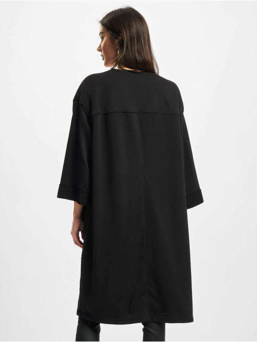 Urban Classics Cárdigans Ladies Oversized negro