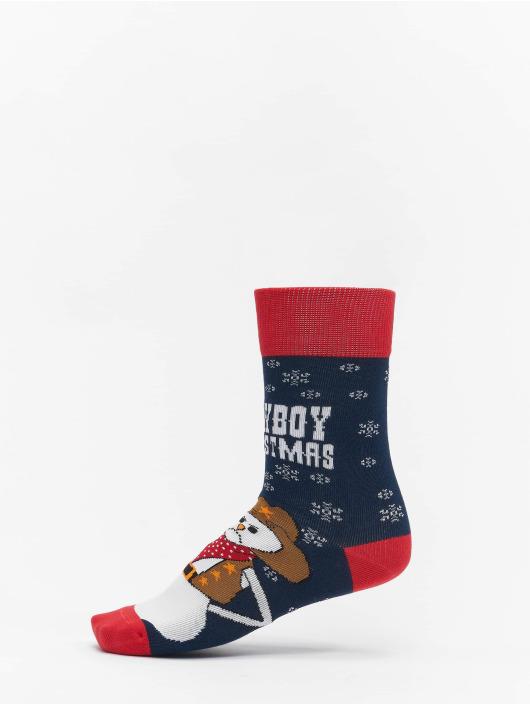 Urban Classics Calcetines Christmas colorido