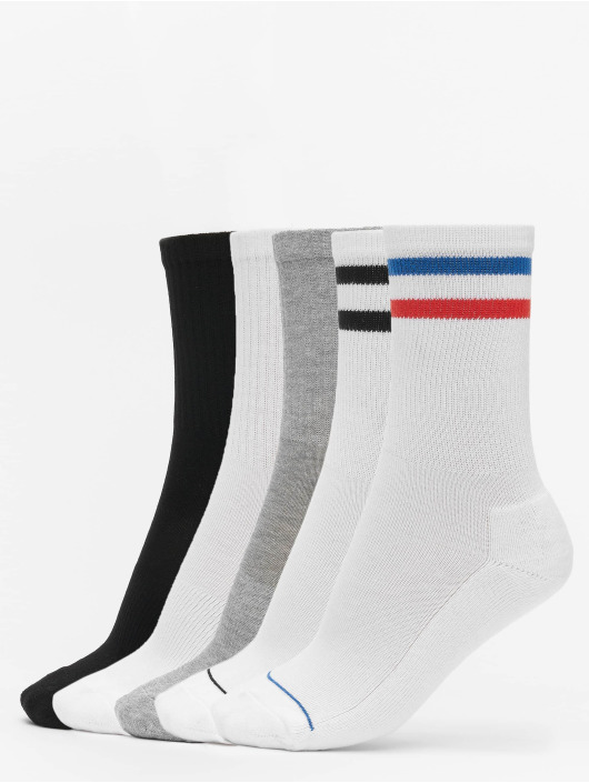 Urban Classics Calcetines Sporty Socks 10-Pack negro