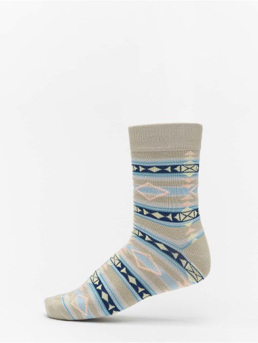 Urban Classics Calzino Inka Socks 3-Pack variopinto