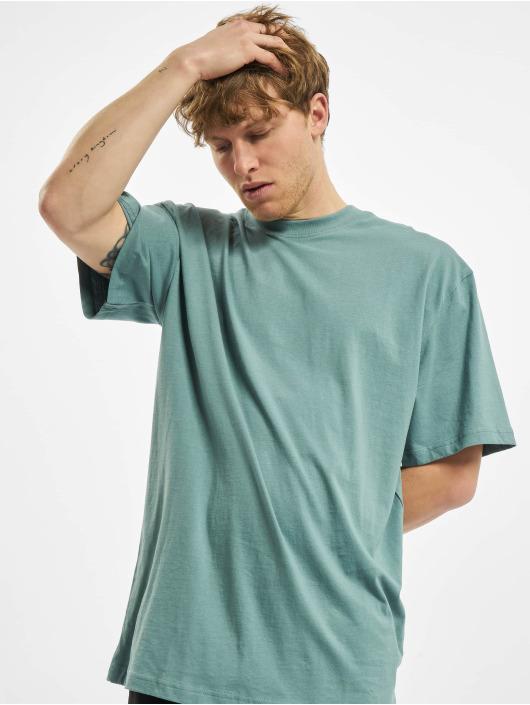 Urban Classics Camiseta Tall azul