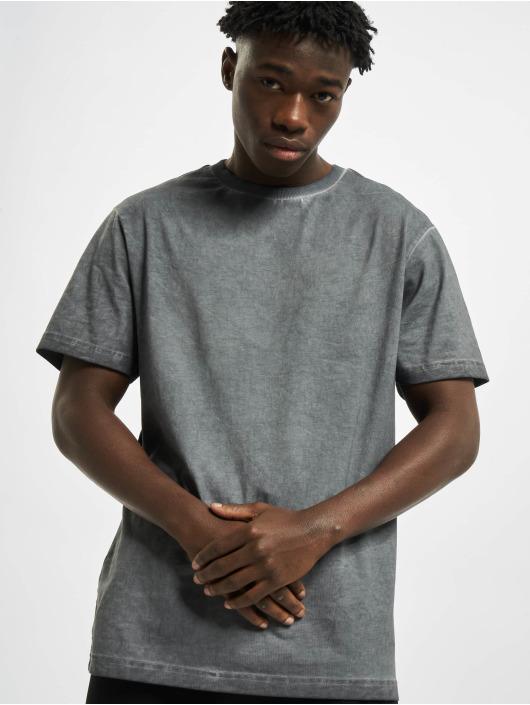 Urban Classics Camiseta Grunge Tee gris
