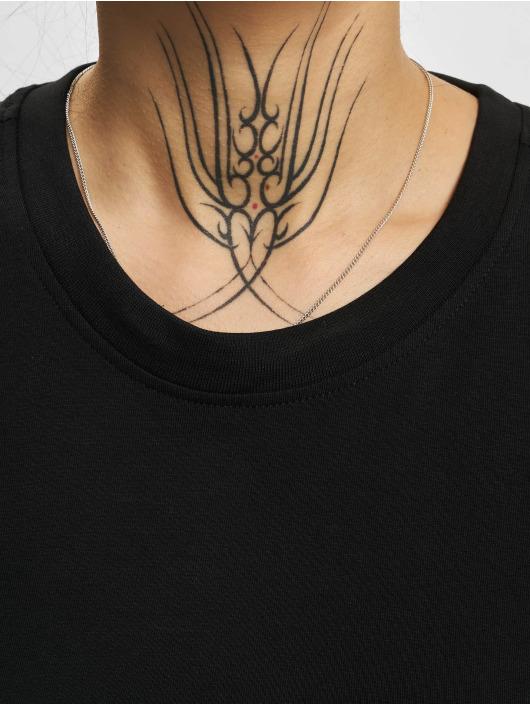 Urban Classics Camiseta Stretch Jersey negro