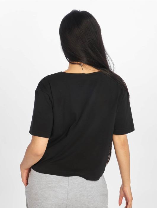 Urban Classics Camiseta Oversized negro