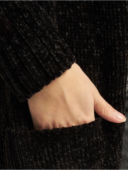 Urban Classics Cardigans Oversize Chenille svart