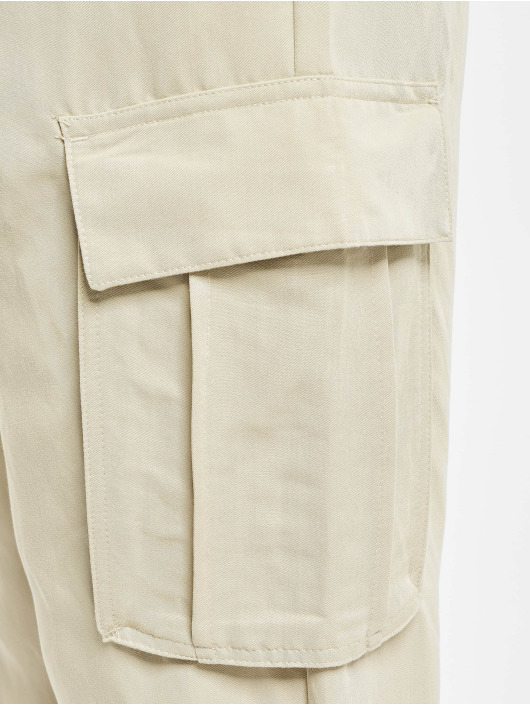 Urban Classics Cargo Ladies Viscose Twill beige