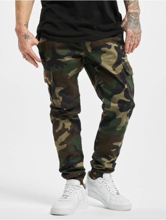 Urban Classics Cargo Jogging Pants 2.0 camouflage