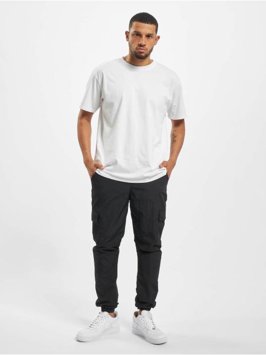 Urban Classics Cargo pants Cargo Nylon black