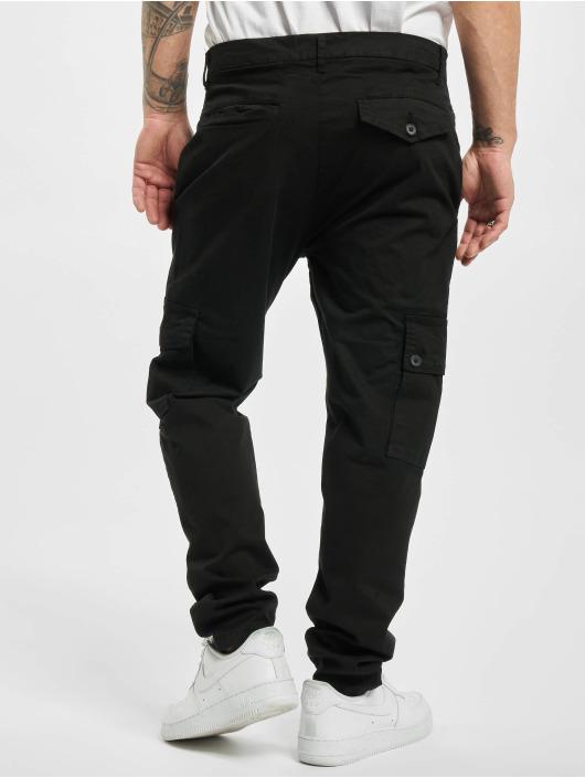 Urban Classics Cargo pants Tapered black