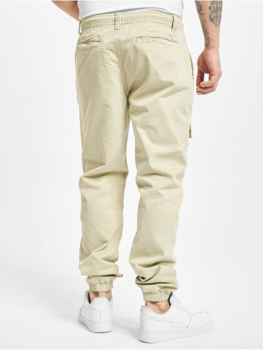 Urban Classics Cargohose Front Pocket beige