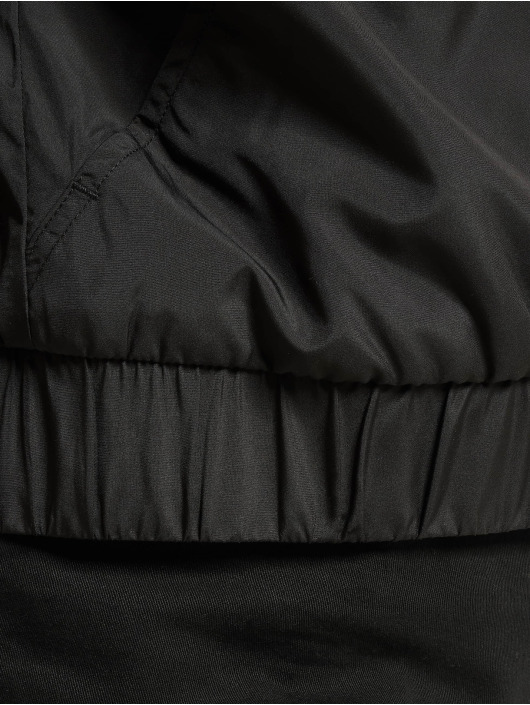 Urban Classics Chaqueta de entretiempo Light 3-Tone Pull Over negro