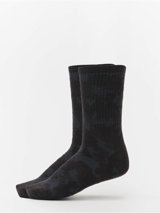 Urban Classics Chaussettes 2-Pack Camo camouflage