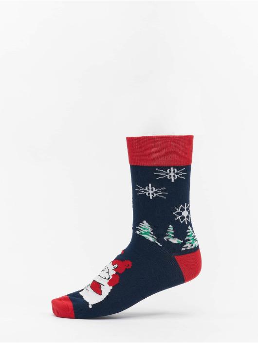 Urban Classics Chaussettes Christmas Socks multicolore