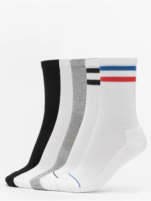 Urban Classics Chaussettes Sporty Socks 10-Pack noir