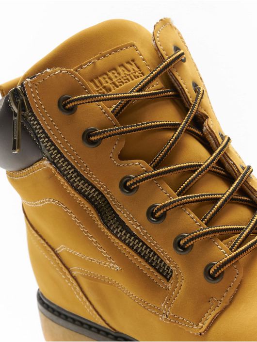 Urban Classics Chaussures montantes Basic beige