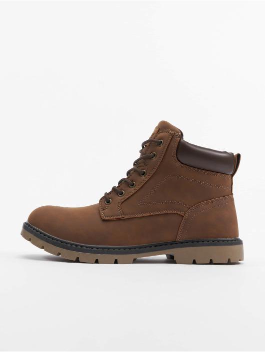 Urban Classics Chaussures montantes Basic brun