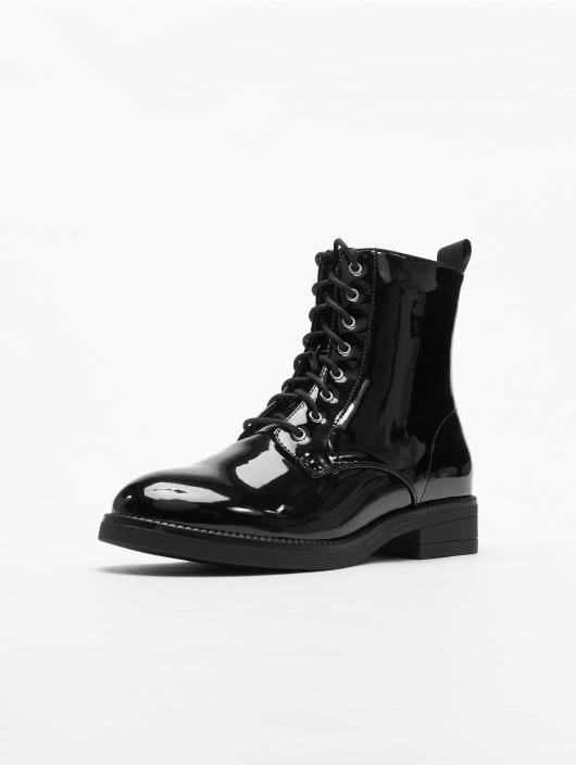 Urban Classics Chaussures montantes Lace noir