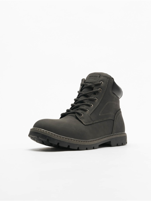 Urban Classics Chaussures montantes Basic noir