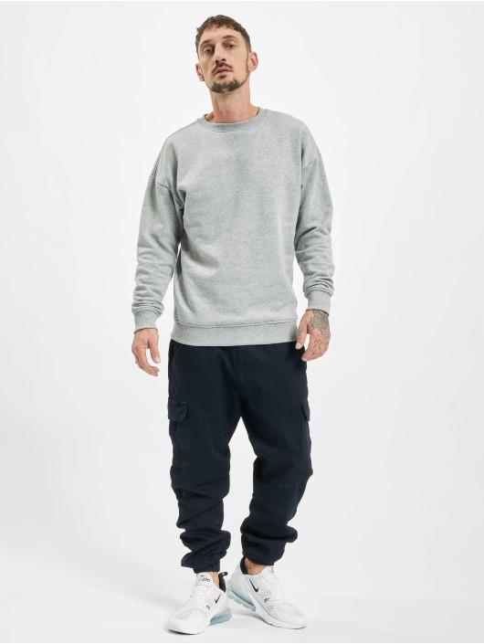 Urban Classics Chino bukser Cargo blå