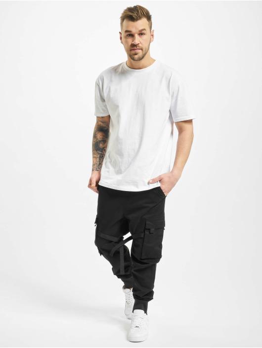 Urban Classics Chino bukser Tactical svart