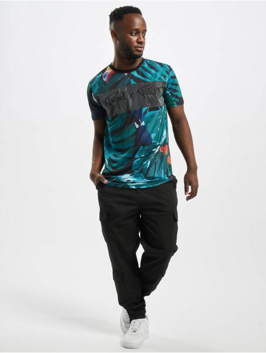 Urban Classics Chino bukser Tapered Double svart