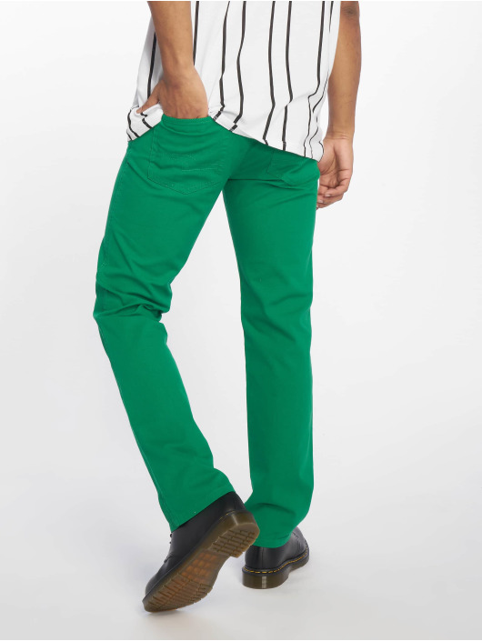 Urban Classics Chino 5 Pocket green