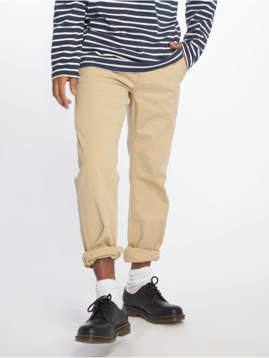 Urban Classics Chino pants Basic beige