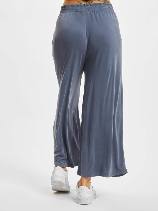 Urban Classics Chino pants Modal blue
