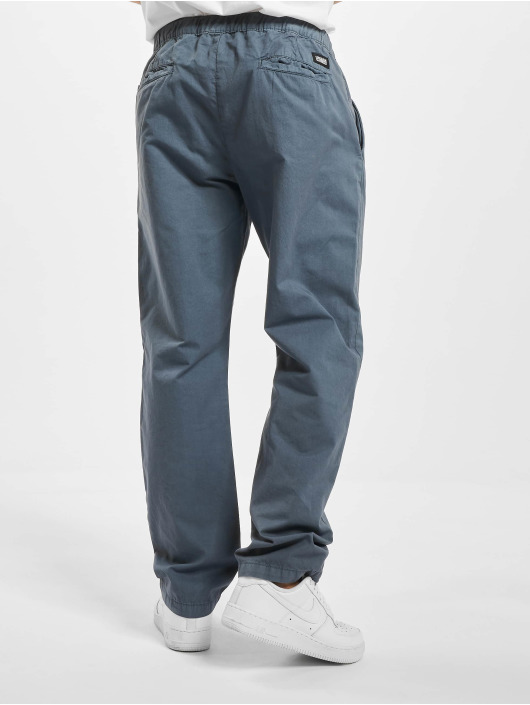 Urban Classics Chino pants Straight Leg blue