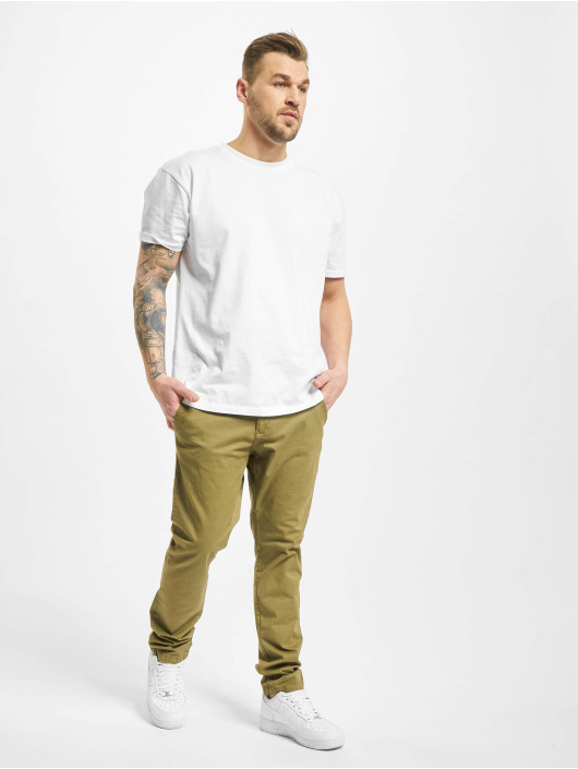 Urban Classics Chino pants Performance olive