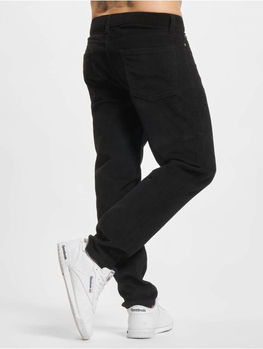 Urban Classics Chino Corduroy 5 Pocket schwarz