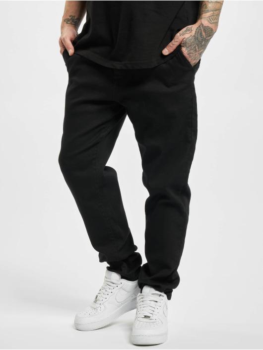 Urban Classics Chino Knitted schwarz