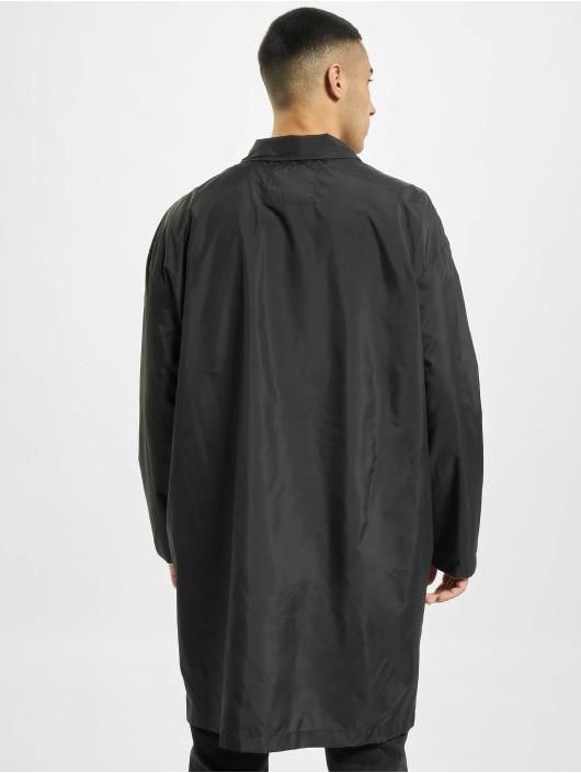 Urban Classics Coats Oversized black
