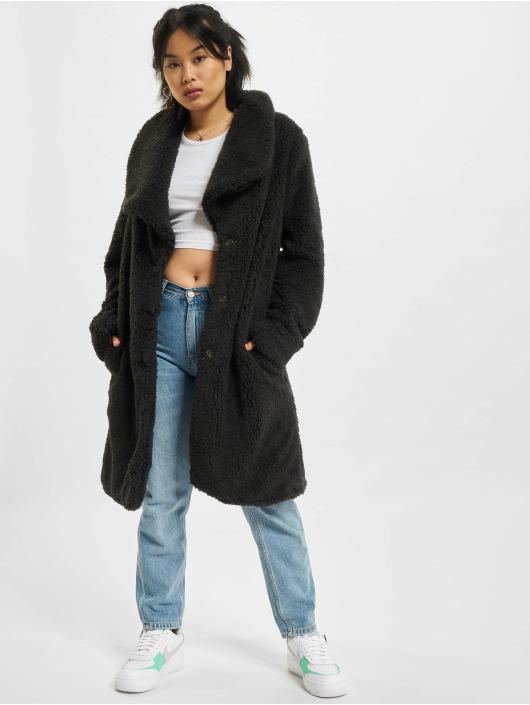 Urban Classics Coats Soft black