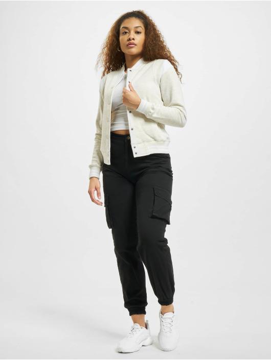 Urban Classics College Jacket Inset College grey