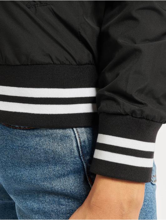 Urban Classics College Jackets Ladies Nylon czarny