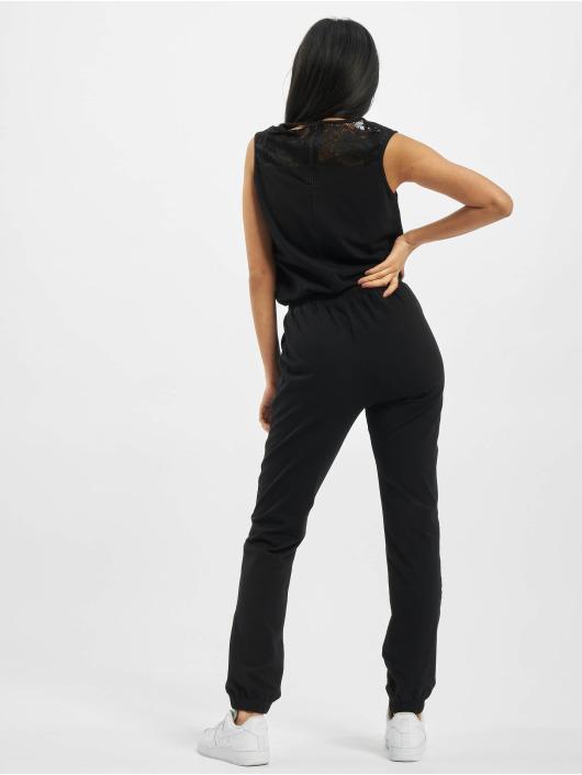 Urban Classics Combinaison & Combishort Ladies Lace Block noir