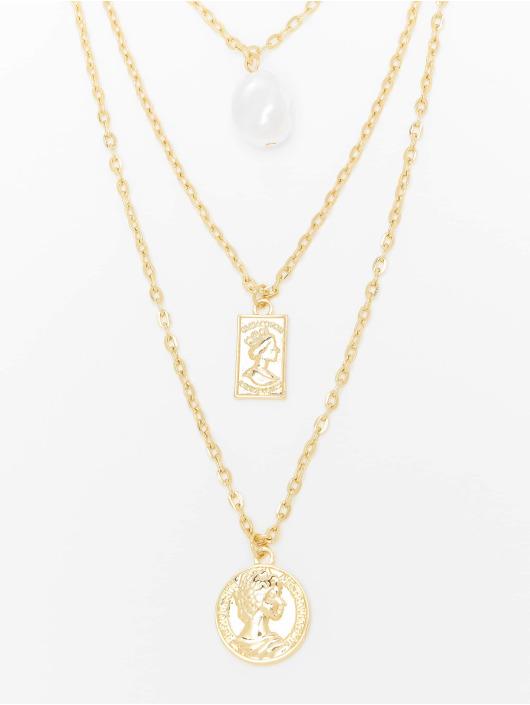 Urban Classics Diverse Layering Pearl Basic guld