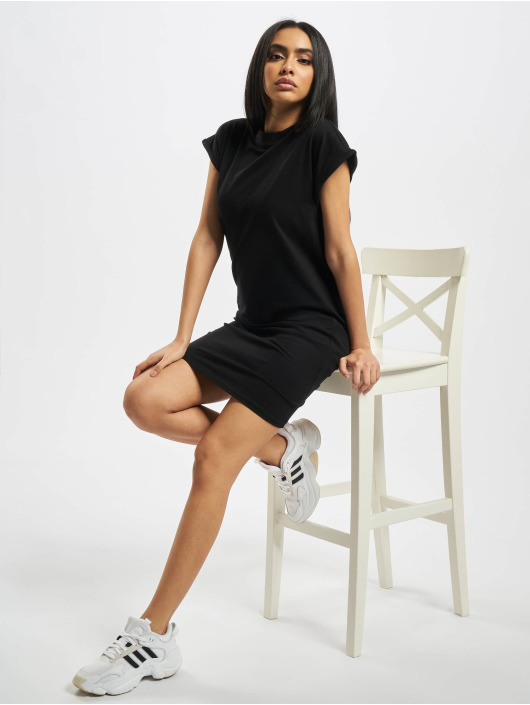 Urban Classics Dress Turtle Extended black