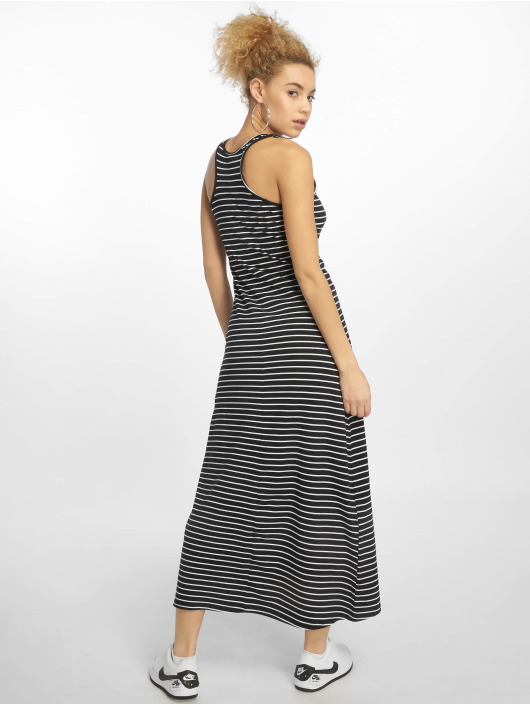Urban Classics Dress Long Racer Back black