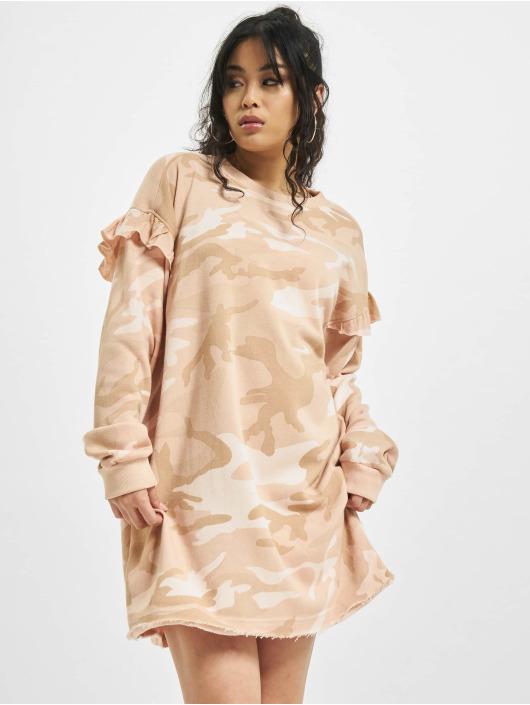 Urban Classics Dress Camo Volant camouflage