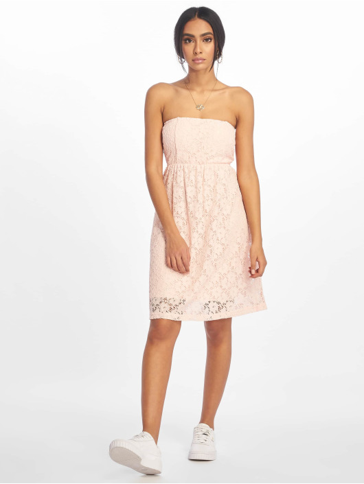 Urban Classics Dress Laces rose